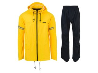 AGU ORIGINAL RAIN SUIT ESSENTIAL YELLOW