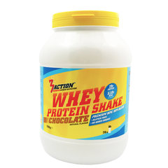 3Action Whey Protein Shake Chocolade 900gr