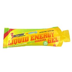 3Action Liquid Energy Gel 55ml - Appel