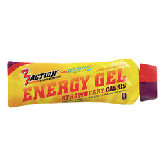 3Action Energy Gel Aardbei-Cassis