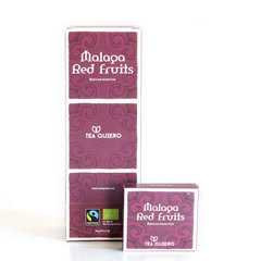 Tea Quiero Malaga Red Fruits 12 stuks