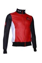 Fortissima Trainingsjack - Heren - Drenthe - Zwart/rood