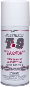 Boeshield T-9 Wax Spray