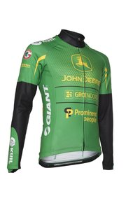 Wielerjack Aero NWVG John Deere - groen