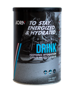 Born Drink Isotonic Fresh Citrus 400g